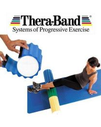 Pro Foam Roller κύλινδροι Μασάζ Thera Band