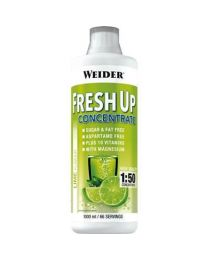 Ηλεκτρολύτες Fresh Up Concentrate 1000ml Weider