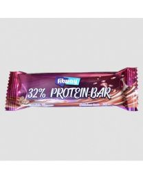 Protein Bar 32% Fitway Chocolate Flavour 50gr