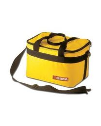 Θερμική Τσάντα Thermal Bag Yellow Nylon 27209 Gima