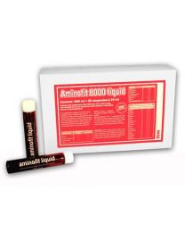 Αμπούλες Aminofit 8000 Liquid Eder 25ml